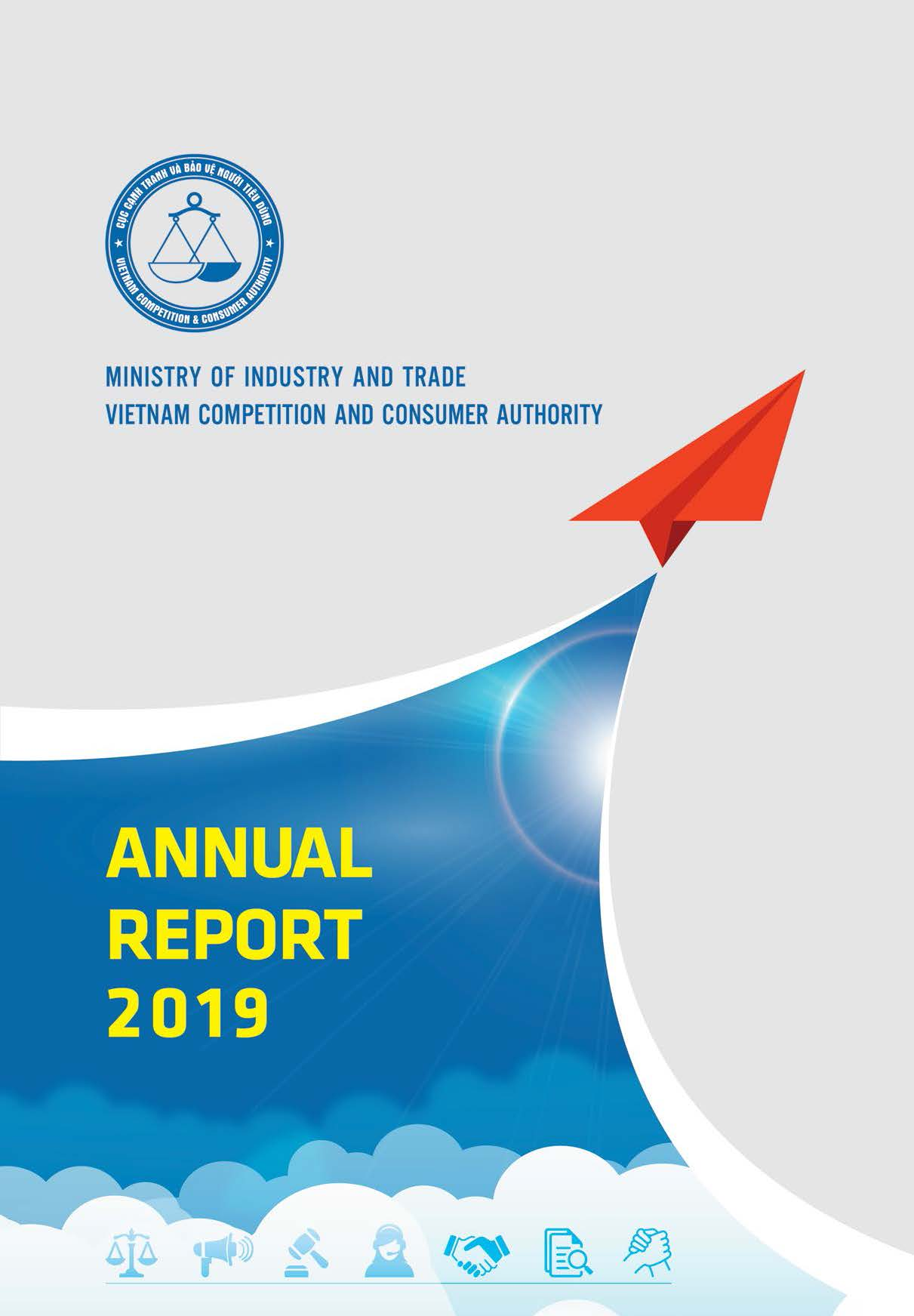Annual Report Viet Nam Competition and Consumer Authority 2019